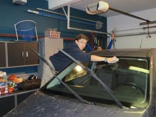 Washing Car - 2